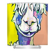 Veronica Shower Curtain by Pat Saunders-White