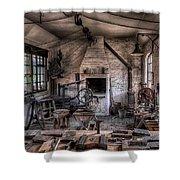 Victorian Locksmith Shower Curtain by Adrian Evans