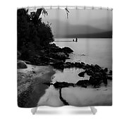 Weathered Shower Curtain by David Patterson