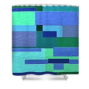 Wish Shower Curtain by Ely Arsha