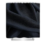 Wrapped Shower Curtain by James Barnes