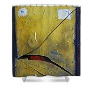 Xalapa Miro Shower Curtain by Skip Hunt