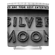 Your Best Entertainment Shower Curtain by David Lee Thompson