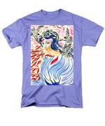 Inner Peace Men's T-Shirt  (Regular Fit) by Jane Small