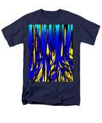 Untitled 7-21-09 Men's T-Shirt  (Regular Fit) by David Lane