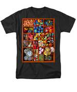 Shadow box collection T-Shirt by Garry Gay