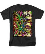 Leaves Of Imagination Men's T-Shirt  (Regular Fit) by Judi Bagwell