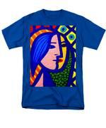 Homage To Pablo Picasso Men's T-Shirt  (Regular Fit) by John  Nolan