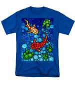 Pure Koi Joi T-Shirt by Sharon Cummings