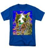 Sheep Dog 20130125v3 T-Shirt by Wingsdomain Art and Photography