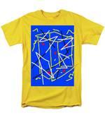 Electric Midnight Men's T-Shirt  (Regular Fit) by Paulo Guimaraes