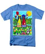 Friends Men's T-Shirt  (Regular Fit) by Jackie Carpenter