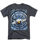 Buick Skylark Wheel Men's T-Shirt  (Regular Fit) by Jill Reger