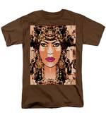 Cleopatra Men's T-Shirt  (Regular Fit) by Natalie Holland