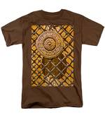 Ornate Door Knob T-Shirt by Carolyn Marshall