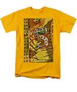 Number Five Men's T-Shirt  (Regular Fit) by Garry Gay