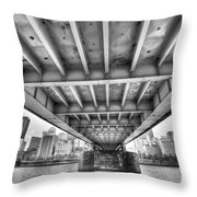 0308 Pittsburgh 5 Throw Pillow by Steve Sturgill
