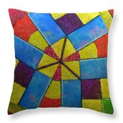 0344 Throw Pillow by I J T  Son Of Jesus