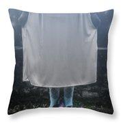 butterflies Throw Pillow by Joana Kruse
