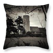 Church Throw Pillow by Svetlana Sewell