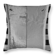 John Deere Grill Throw Pillow by Susan Candelario