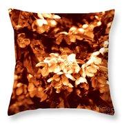 Kin Throw Pillow by Jamie Lynn