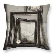 Memories Throw Pillow by Svetlana Sewell