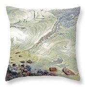 Natures Art Throw Pillow by Susan Leggett