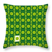 No120 My Green Lantern Minimal Movie Poster Throw Pillow by Chungkong Art