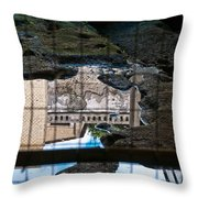 Reflections Throw Pillow by Marion Galt