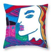 Renaissance Throw Pillow by Don Koester