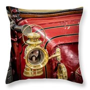 1912 Star Victoria Throw Pillow by Adrian Evans
