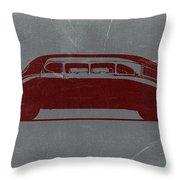1936 Stout Scarab Throw Pillow by Naxart Studio