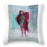 RCNpaintings.com Throw Pillow by Chris N Rohrbach