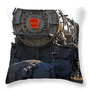 3750 Throw Pillow by Skip Willits