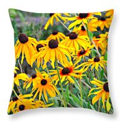 4115 Throw Pillow by Marty Koch