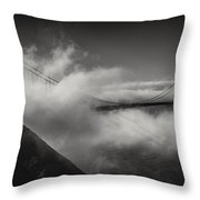 A Brand New Day... Throw Pillow by Eduard Moldoveanu