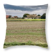 A Bygone Era Throw Pillow by Olivier Le Queinec