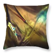 A La Lumiere Throw Pillow by Taylan Soyturk