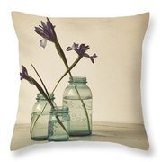 A Little Bit Country Throw Pillow by Amy Weiss