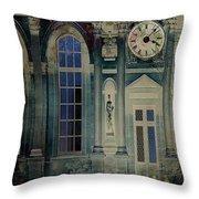 A Night At The Palace Throw Pillow by Sarah Vernon