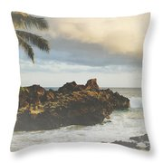 A Perfect Union of Love Throw Pillow by Sharon Mau