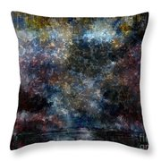 A Summer's Evening Throw Pillow by Sydne Archambault