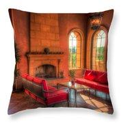 A Taste Of Tuscany Throw Pillow by Heidi Smith