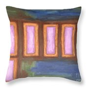 Abstract 139 Throw Pillow by Patrick J Murphy