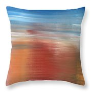 Abstract 422 Throw Pillow by Patrick J Murphy