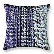 Abstract Fusion 219 Throw Pillow by Will Borden