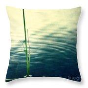 Affections Throw Pillow by Priska Wettstein