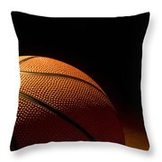After The Game Throw Pillow by Andrew Soundarajan