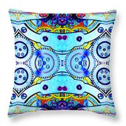 Age Of The Machine 20130605 Throw Pillow by Wingsdomain Art and Photography